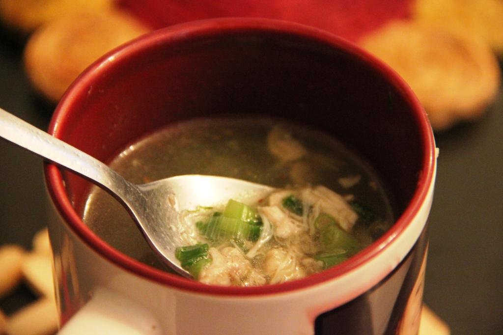 Soup is a must in dinner in winters. This soup also works wonders if one has cold.