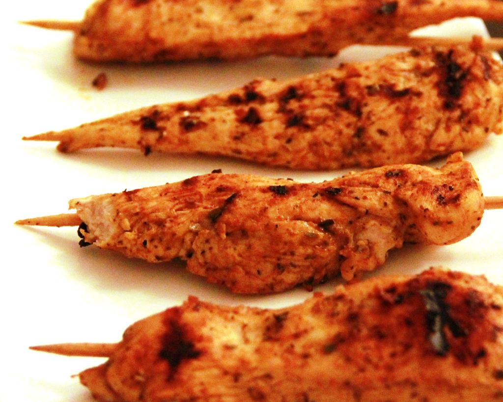 Cajun Spice Grilled Chicken