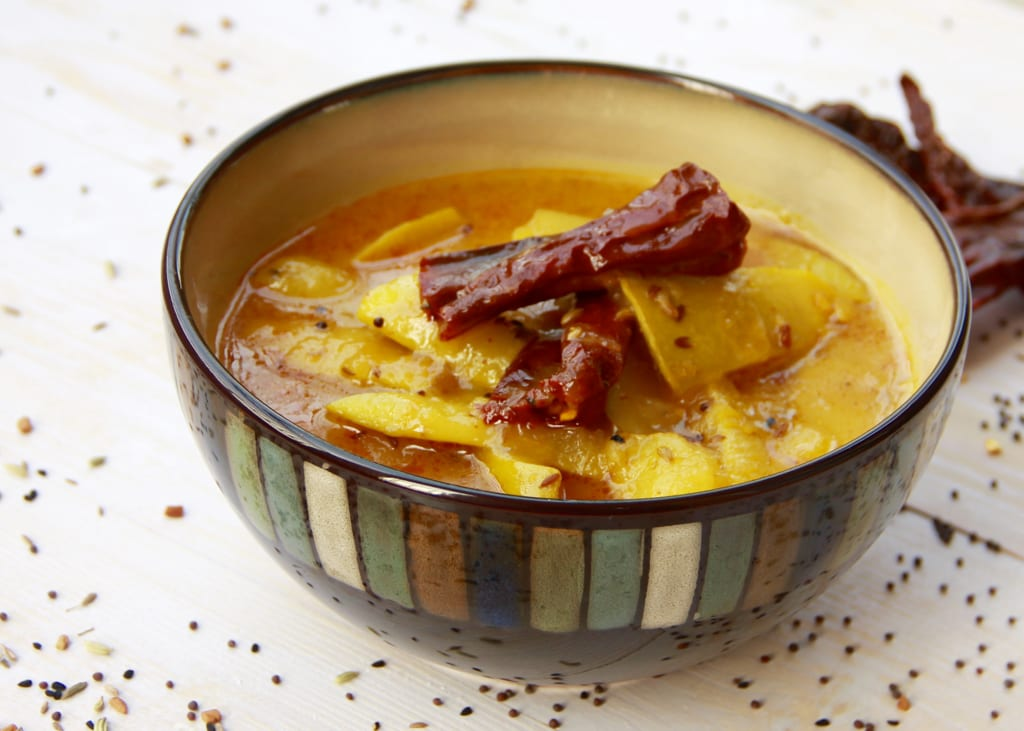 Aam Ki Launji – Raw Mango Relish