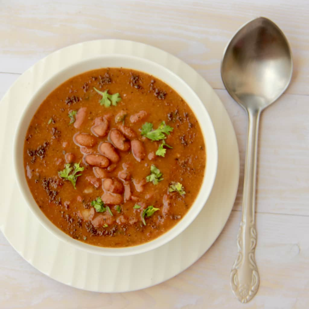 Rajma – Kidney Bean Curry