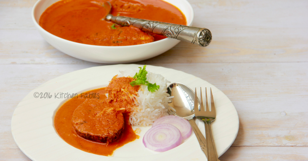 Spicy Goan Fish Curry