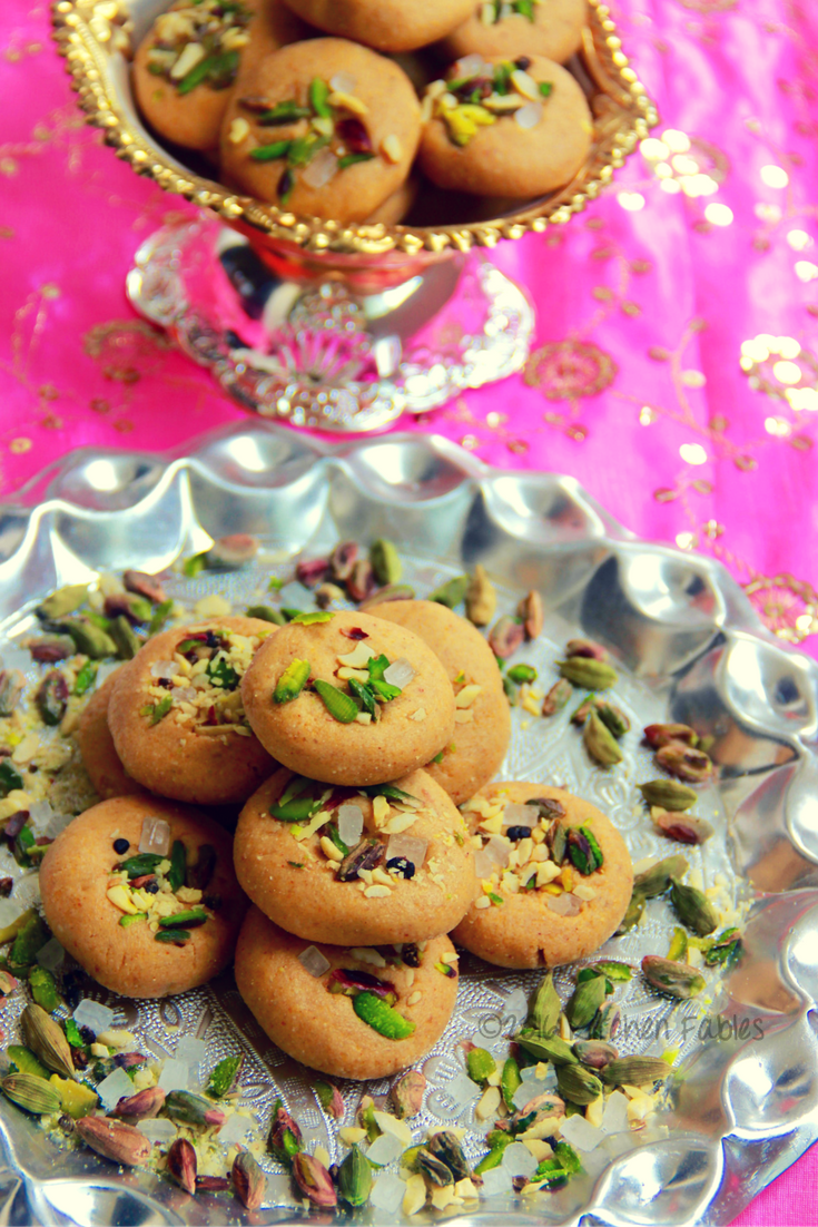 Magdal – A sweet from Uttar Pradesh