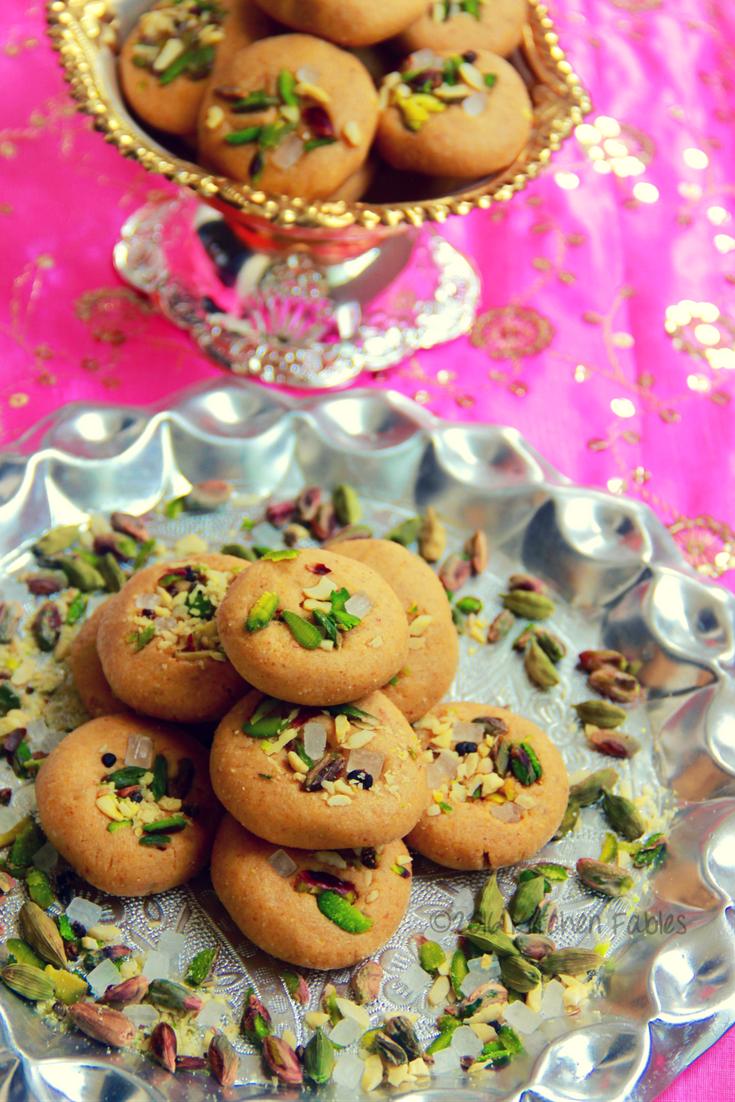 Magdal – A sweet from Uttar Pradesh
