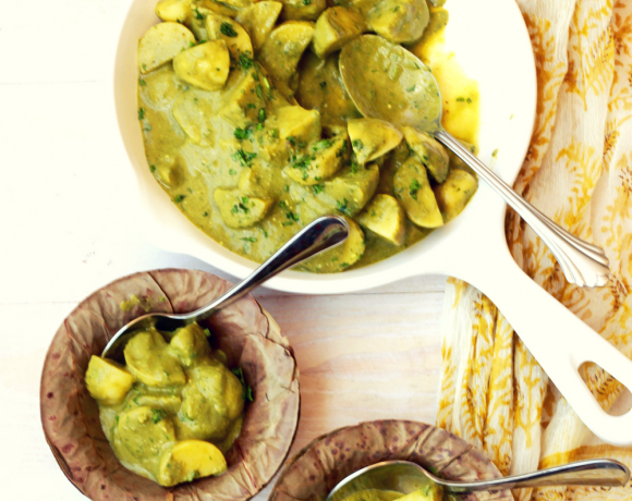 Dhaniyewale  Aloo – North Indian Chaat Speciality