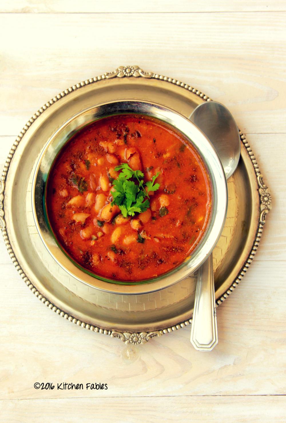 Punjabi Rajma Without Onion & Garlic