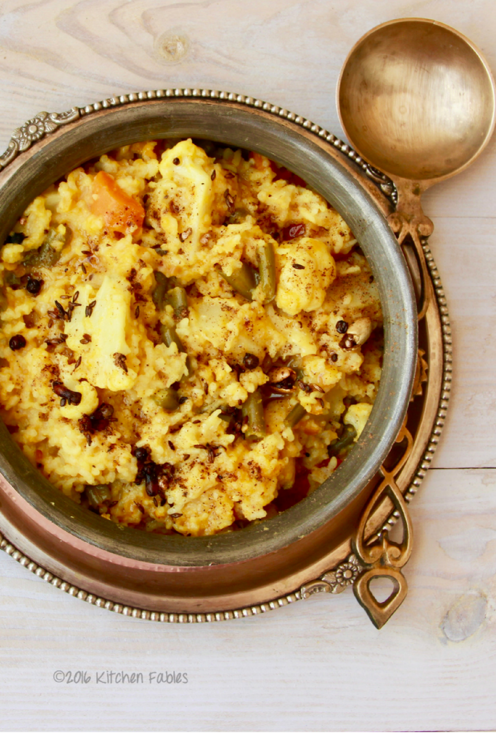 Nutritious One Pot Meal Vegetable Khichdi