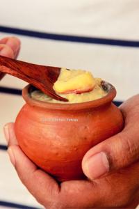 Healthy Date Palm Jaggery Kheer
