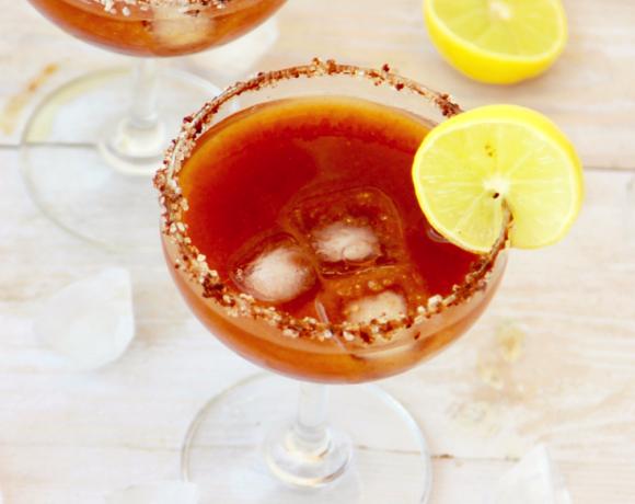 Unusual Welcome Drink - Tamarind Juice